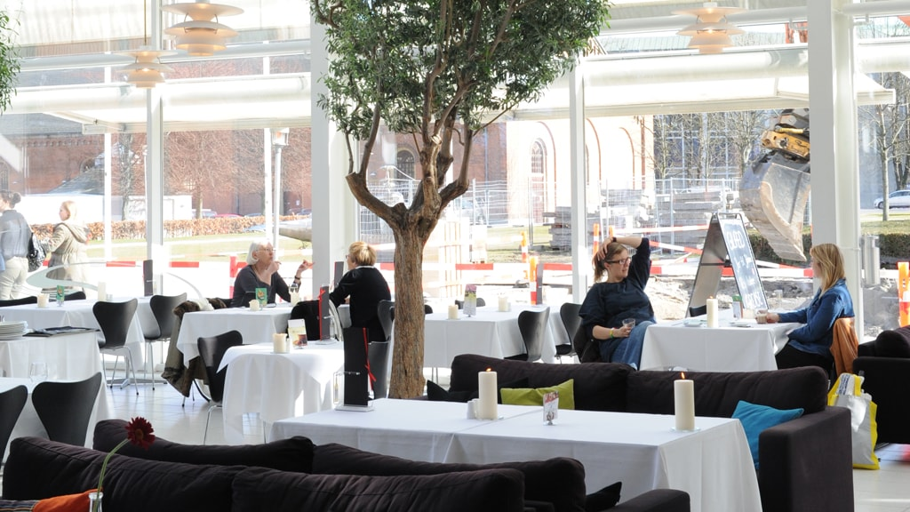 Restaurant johan r in Musikhuset Aarhus