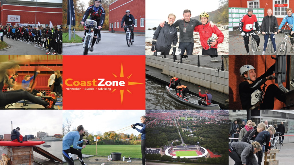 CoastZone i Aarhus tilbyder personlig udvikling gennem eks. teambuilding