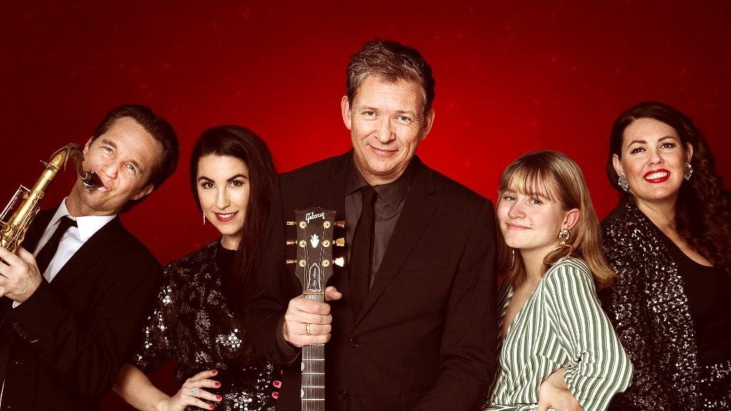 Anders Blichfeldt Christmas Gospel i Musikhuset Aarhus