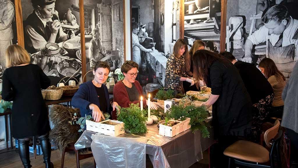 Julehygge hos Villa Dining i Aarhus