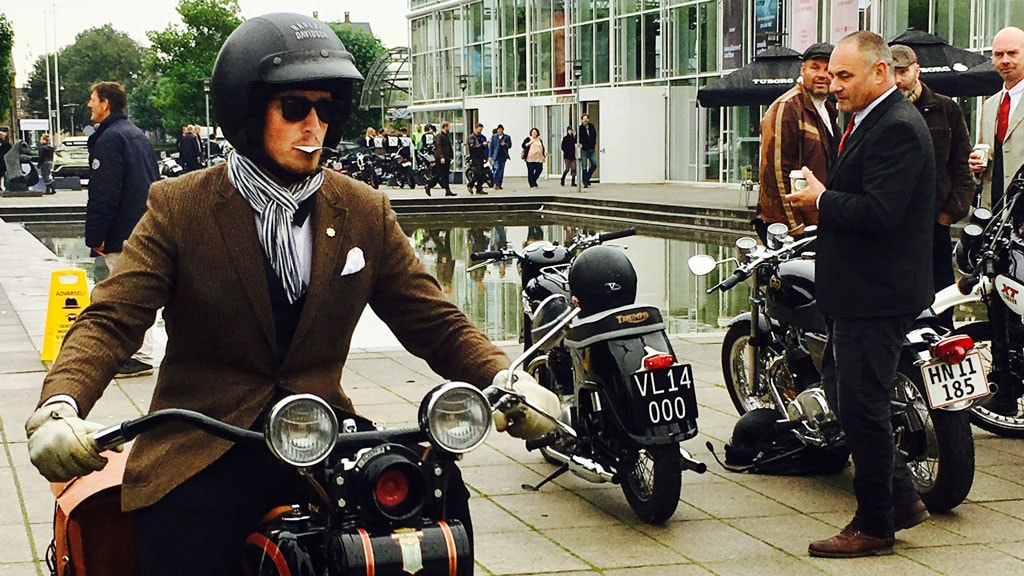 The Distinguised Gentleman's Ride Aarhus