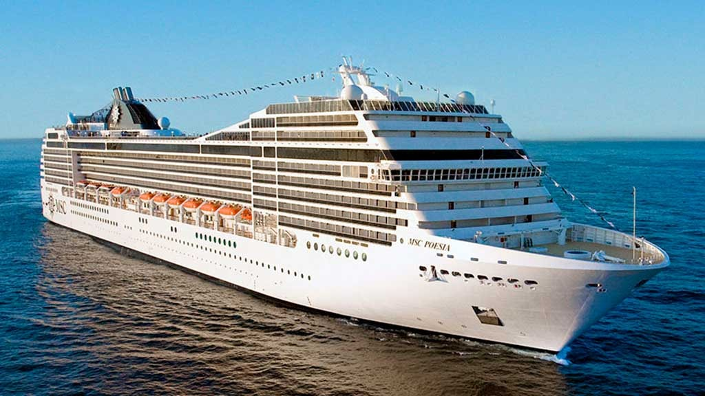 Cruise MSC Poesia