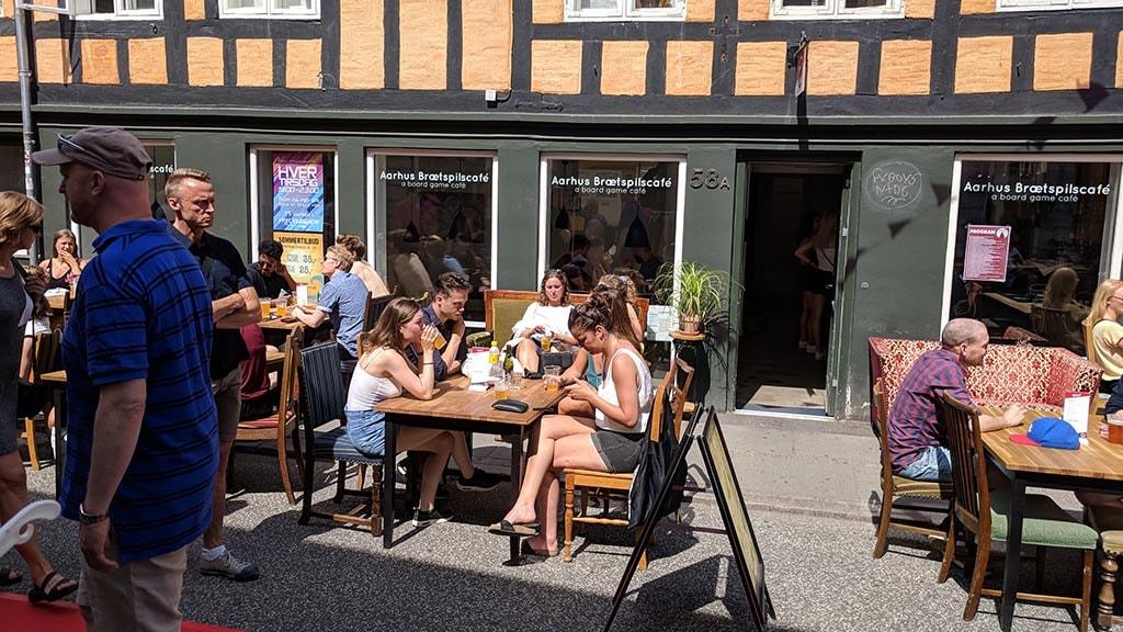 Aarhus Brætspilscafe