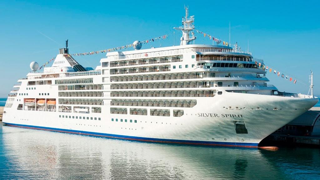 Cruise Silver Spirit