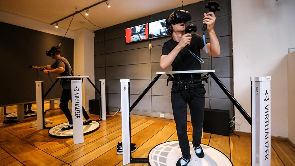Limitless Reality - VR Cafée i Aarhus