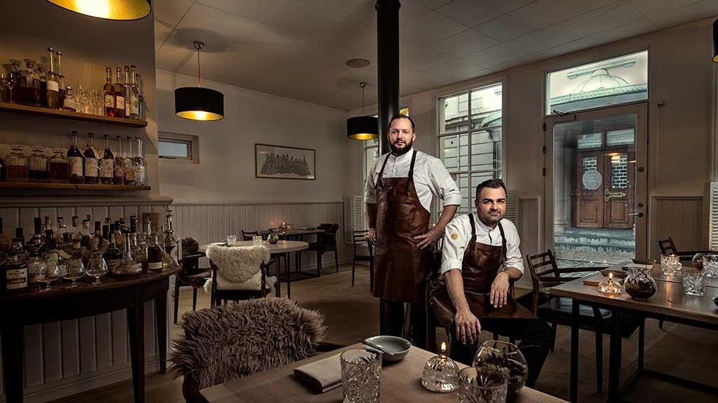 Michelin Restaurant Gastromé in Aarhus