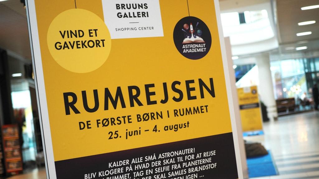 Sommer i Bruuns Galleri