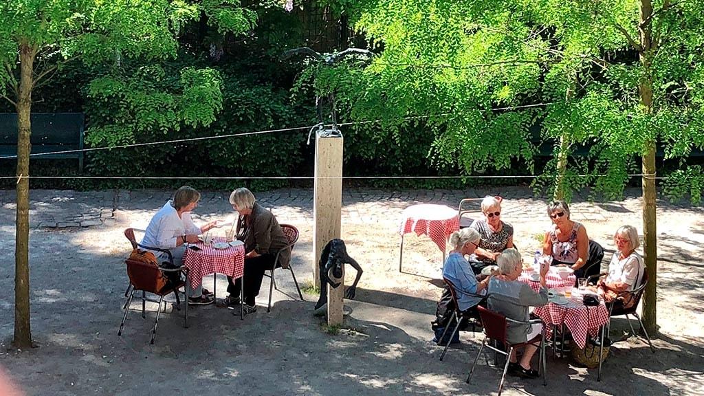 Café på Kvindemuseet