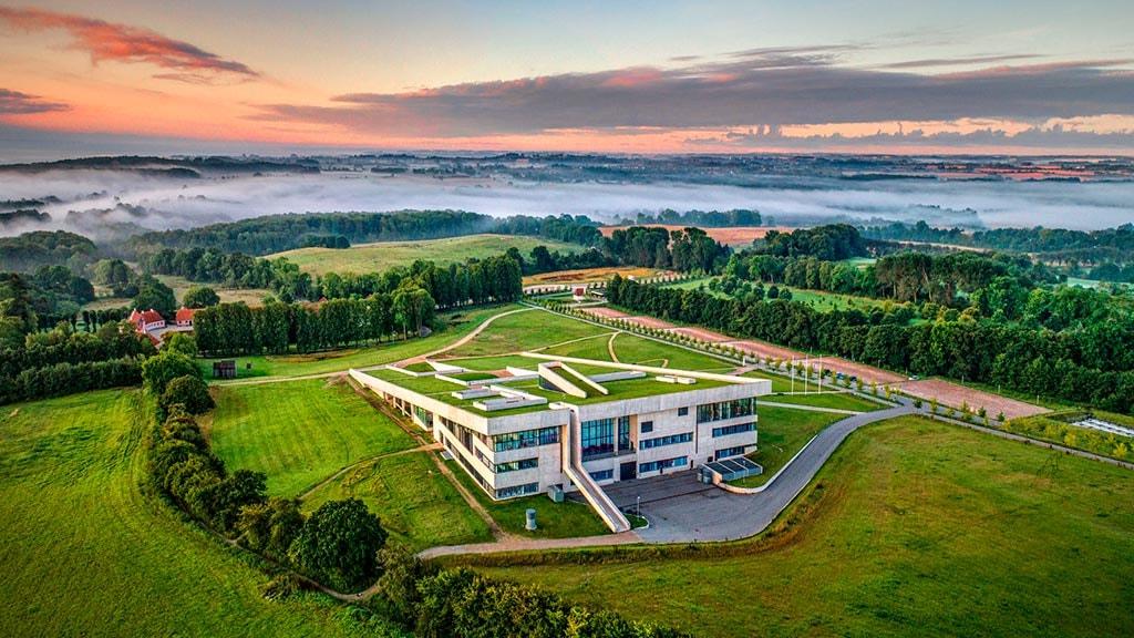 Moesgaard Museum landskab