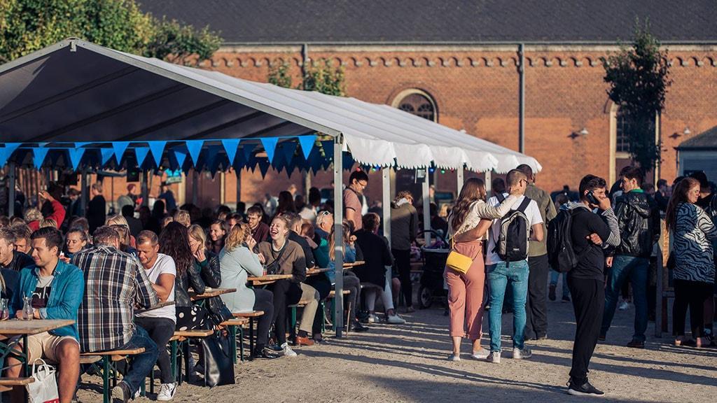 Street Food Festival i Aarhus
