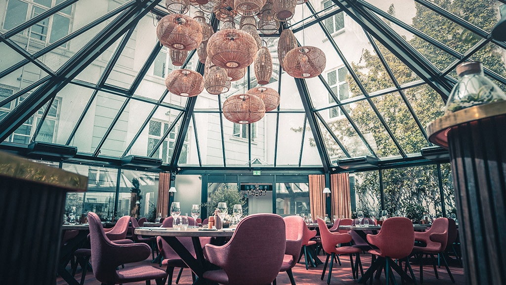 Restaurant Atrium, Hotel Royal Aarhus