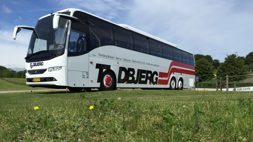 Todbjerg Busser turistbus