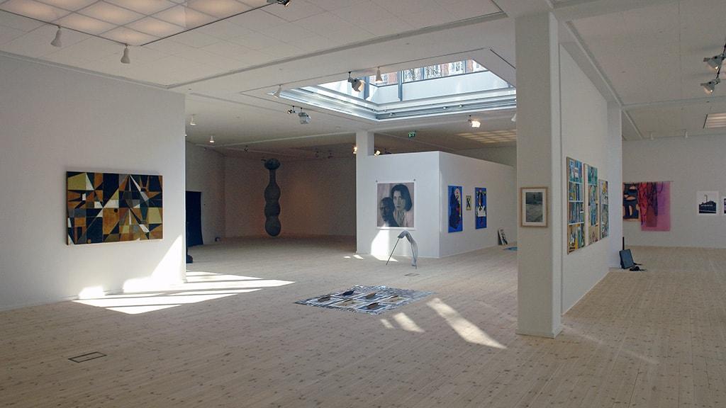 Kunstnernes Påskeudstilling på Kunsthal Aarhus