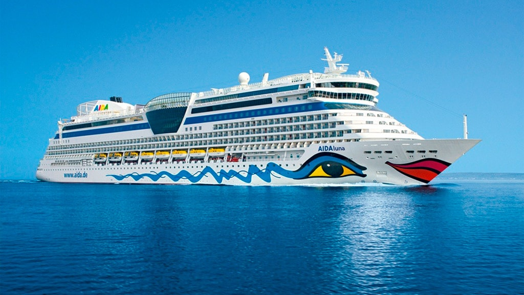 AIDAluna cruise
