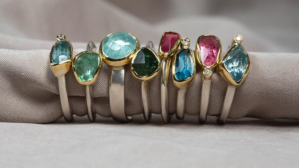 Karen Norup Smykker rings