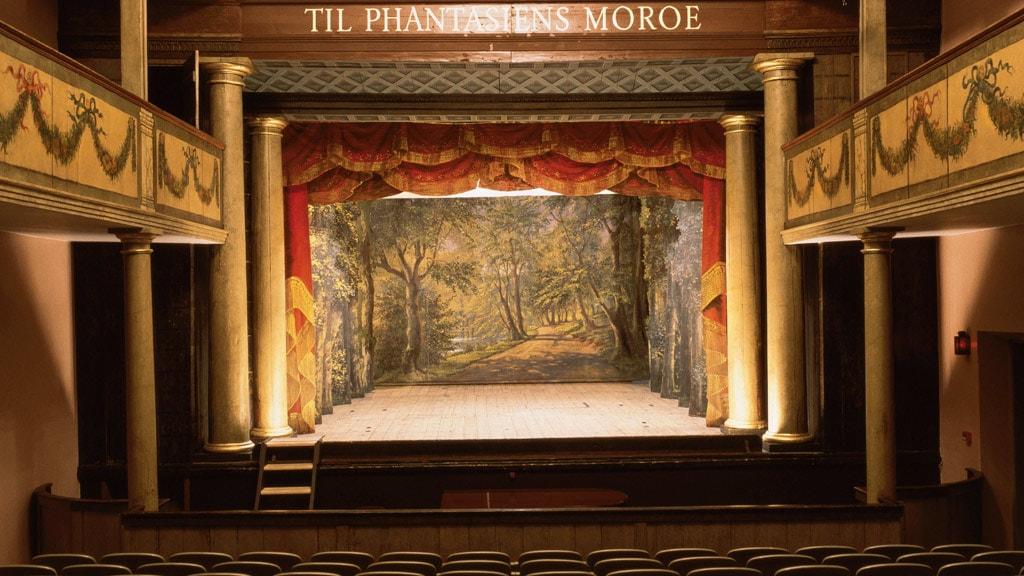 Helsingør Theater - Den Gamle by
