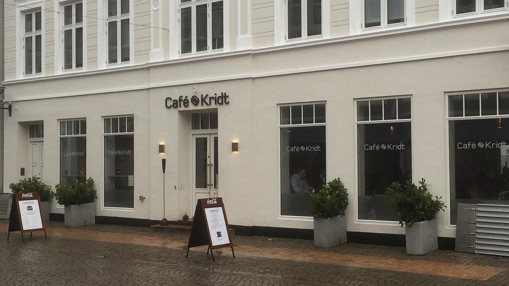 Café Kridt Aabenraa