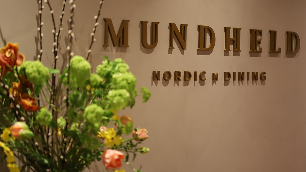 Restaurant Mundheld at Hotel Britannia
