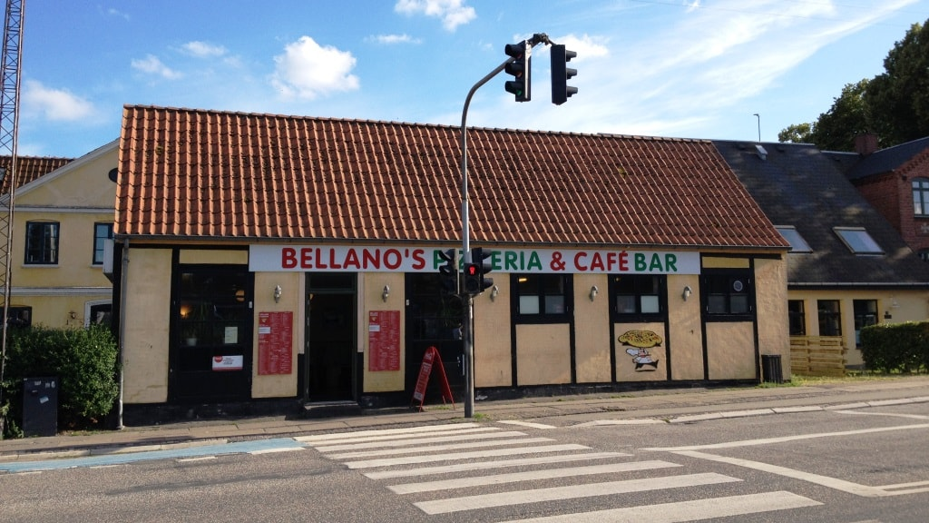 Bellano Pizzaria