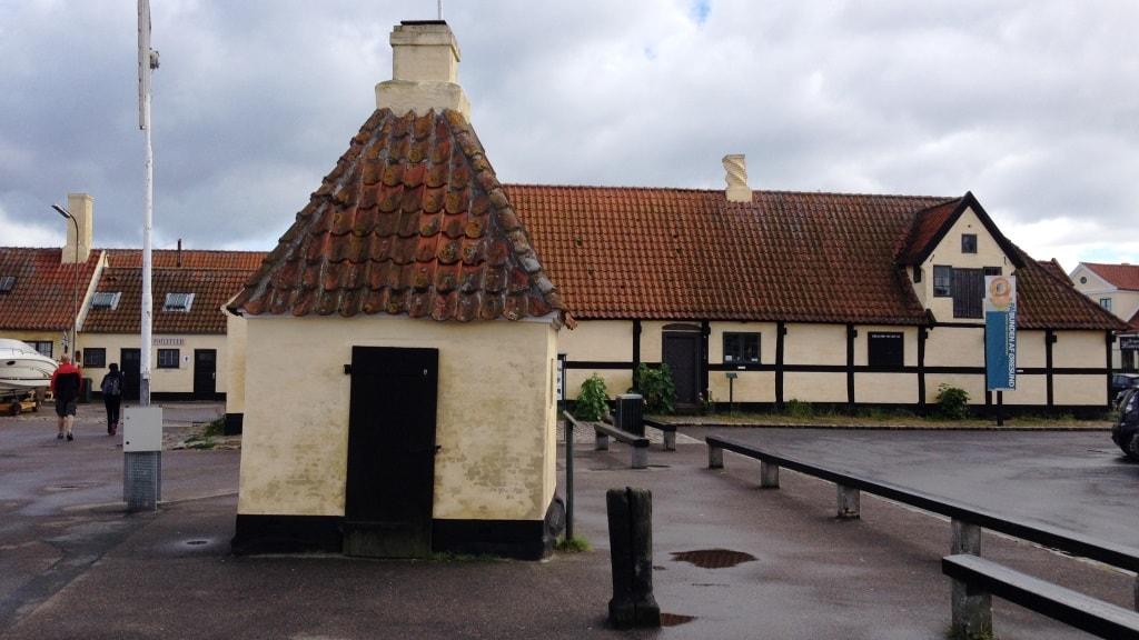 Dragør Havn Beghuset Dragør Museum