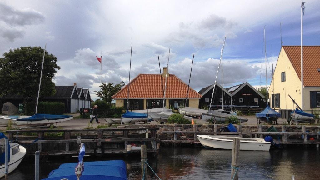 Dragør Havn Kanonbådshuset
